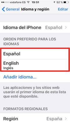 idioma desaparece