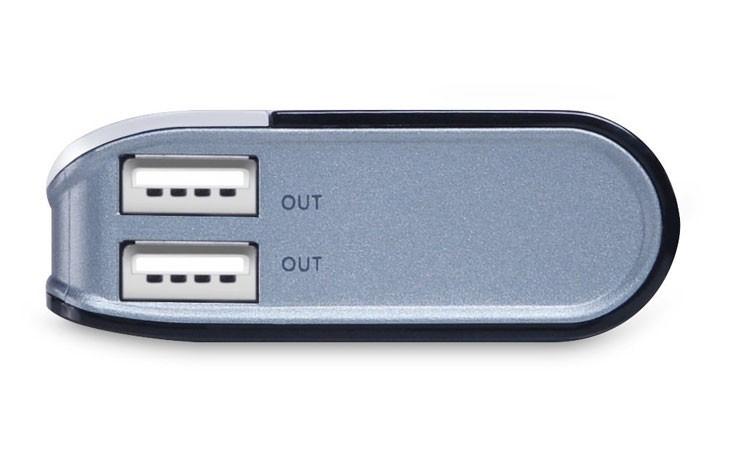 Batería externa para iPhone marca Lumsing de 16.000 mAh