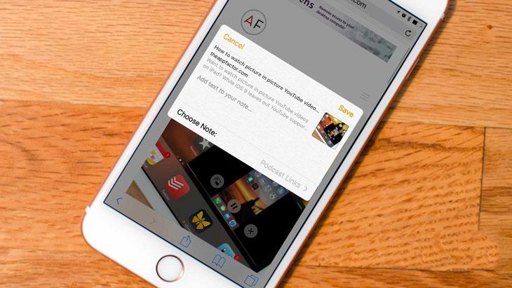 Cómo abrir archivos ZIP con la App de notas de tu iPhone