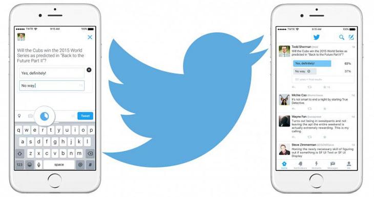 Cómo realizar encuestas en Twitter con tu iPhone