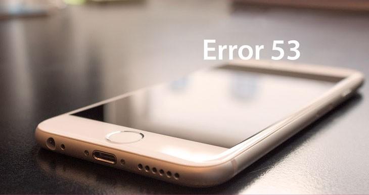 """El """"error 53"""" dejará tu iPhone como un ladrillo si actualizas al último iOS"""
