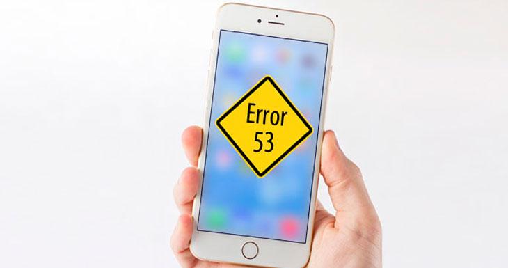 """Varias firmas legales consideran demandar a Apple por el """"Error 53"""""""
