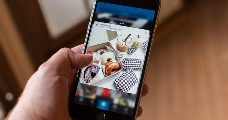 Algunos afortunados usuarios de Instagram para iOS ya pueden usar varias cuentas a la vez