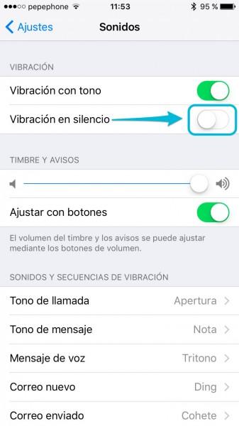 Quitar-vibracion-iPhone