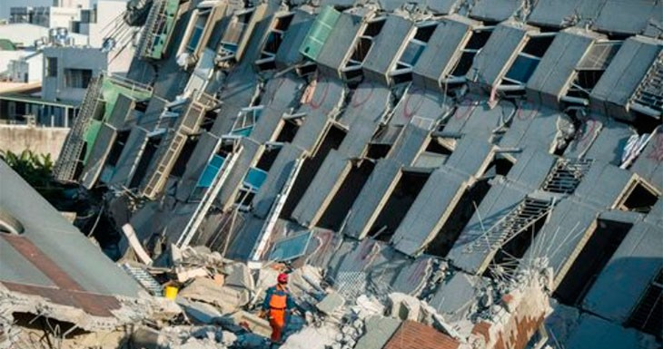 La producción de chips para el iPhone 7 podría verse afectada por un terremoto en Taiwan