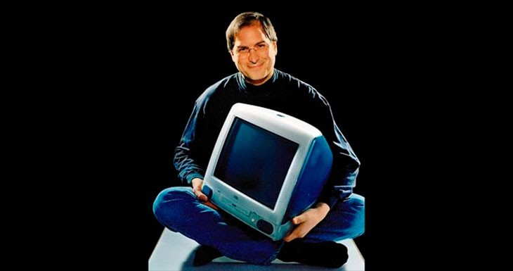 "Steve Jobs explica qué significa la ""i"" del iPhone y otros productos"