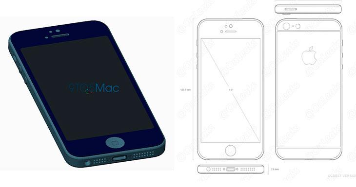 El diseño del iPhone 5se será muy similar al del iPhone 5s