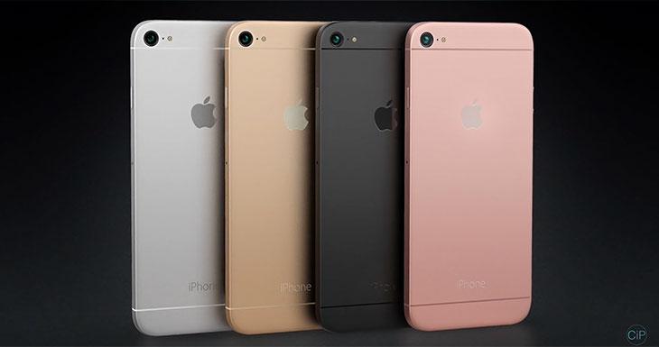 Este concepto del iPhone 7 da vida a alguno de los rumores más insistentes sobre el dispositivo