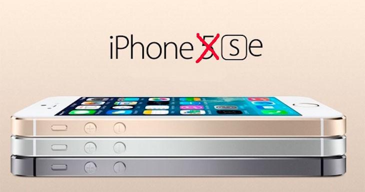 El nuevo iPhone de 4 pulgadas se llamará iPhone SE y se presentará el 21 de marzo