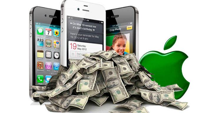 Apple ganará 1.500 millones de dólares con el iPhone 5se en un año, según un analista de UBS