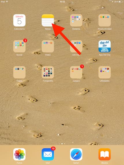 C mo poner contrase as a tus notas con ios 9 3 iphonea2 for Como se escribe beta