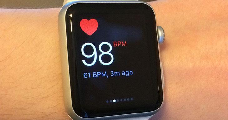 El Apple Watch podría salvar tu vida gracias a esta nueva patente de Apple