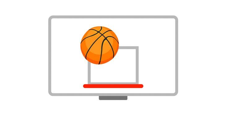 Cómo desbloquear un juego secreto de baloncesto en Messenger