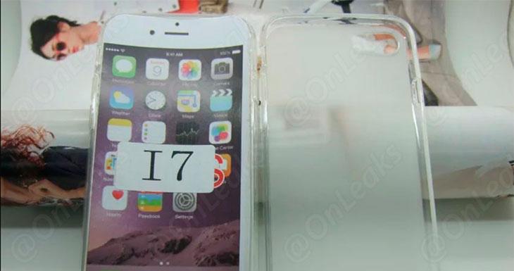 Se filtra una supuesta carcasa para un iPhone 7, y no tiene toma de auriculares