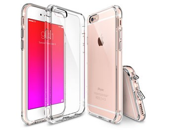 Funda transparente para iPhone 6/6S Plus Ringke FUSION