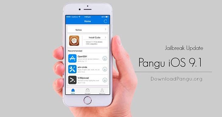 El Equipo Pangu lanza JailBreak para iOS 9.1