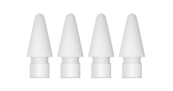 Ya pueden comprarse puntas de repuesto para el Apple Pencil