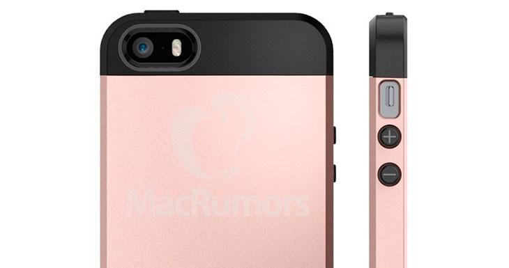 Según Spigen, el iPhone SE será muy parecido al iPhone 5s