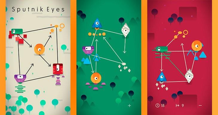 La aplicación gratis de la semana es Sputnik Eyes