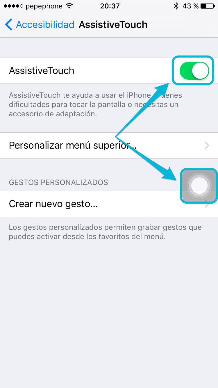Acelera tu iPhone al máximo con este truco desconocido… (Sin Jailbreak)