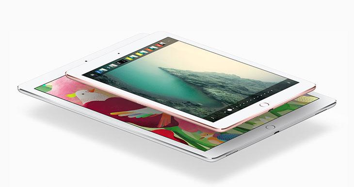 Estas son las diferencias entre el iPad Pro de 9,7 pulgadas y el de 12,9 pulgadas