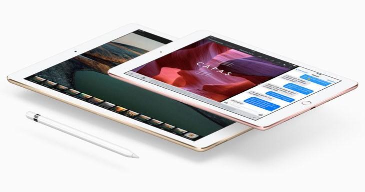 Así es el nuevo iPad Pro de 9,7 pulgadas