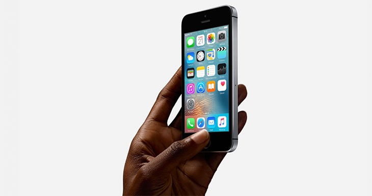 El iPhone SE arrasa en China con 3,4 millones de reservas