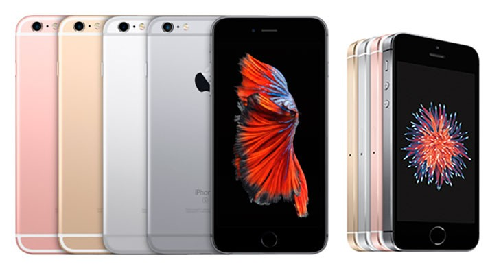Estas son las diferencias entre el iPhone 6s y el iPhone SE