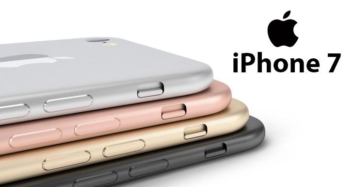 El iPhone 7 podría incluir un modelo de 256 GB