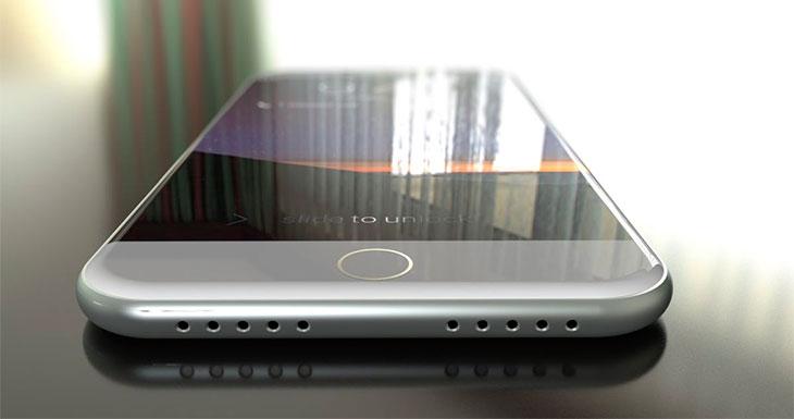 Apple podría renovar radicalmente el diseño del iPhone en 2017