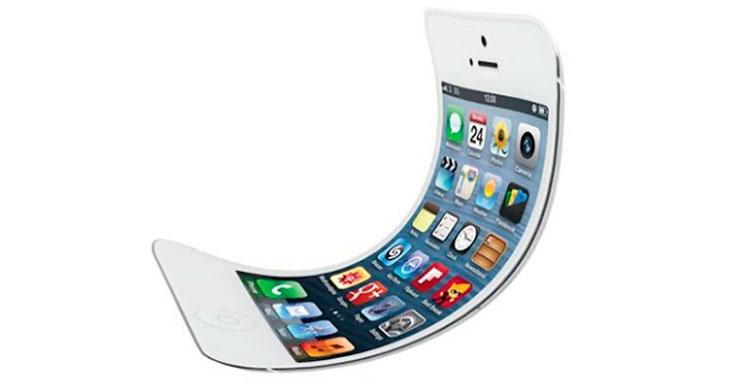 ¿Podrían los futuros iPhones ser flexibles?