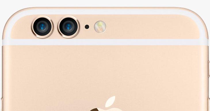 Este podría ser el sensor de cámara dual del iPhone 7