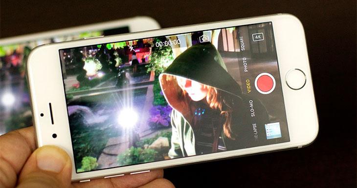La cámara del iPhone SE podría grabar vídeo en resolución 4K