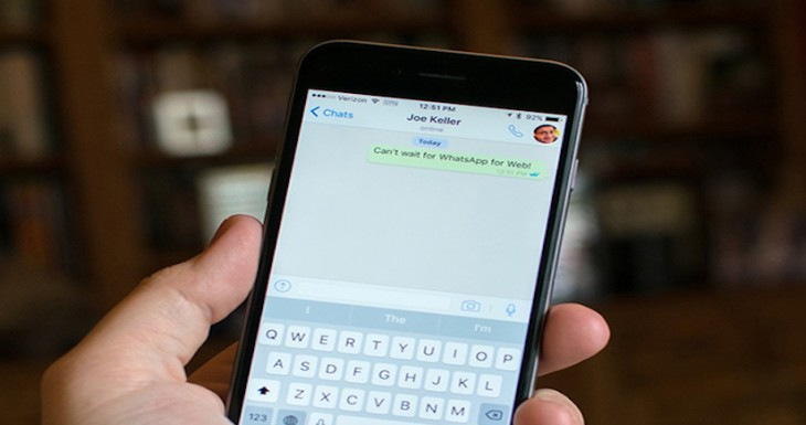 Cómo enviar archivos PDF desde Whatsapp en el iPhone