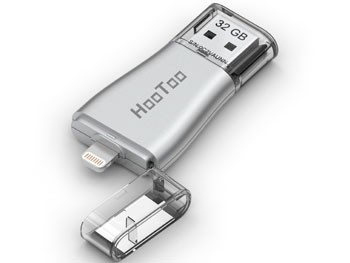 Memoria USB a Lighting de 32 Gb (Ampliar la memoria de tu iPhone)