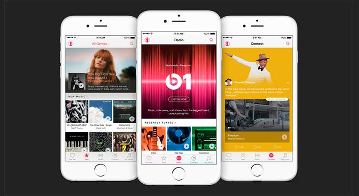 Los desarrolladores podrán integrar Apple Music en sus aplicaciones