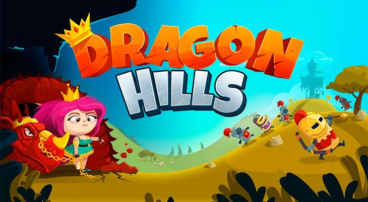 La aplicación gratis de la semana es Dragon Hills