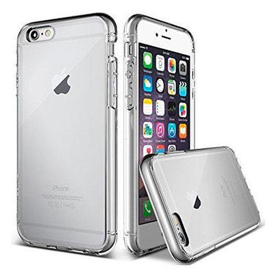 Funda de silicona para iPhone 5s