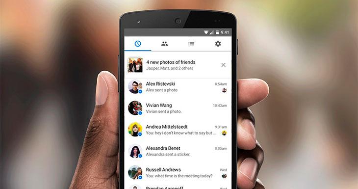 Facebook Messenger ya permite hacer llamadas en grupo