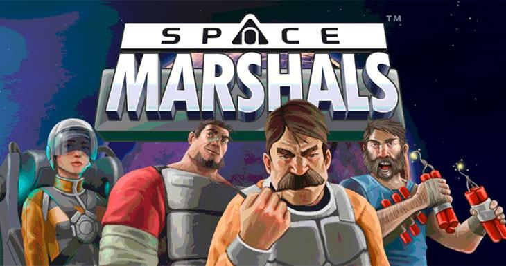 La aplicación gratis de la semana es Space Marshall