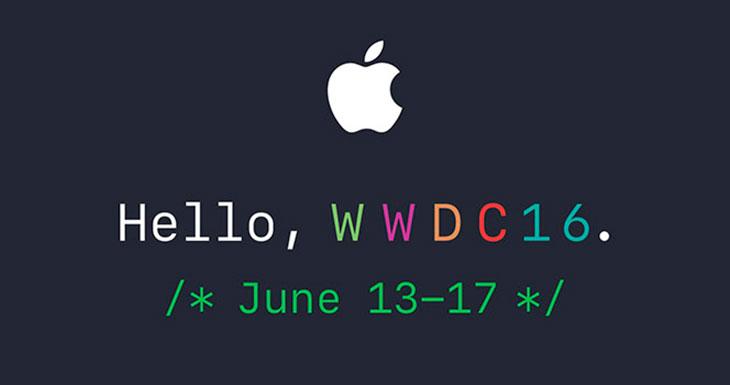 Ya hay fecha oficial para la WWDC 2016