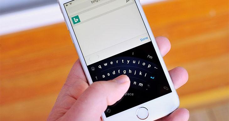 Así funciona el teclado Word Flow para iOS [Vídeo]
