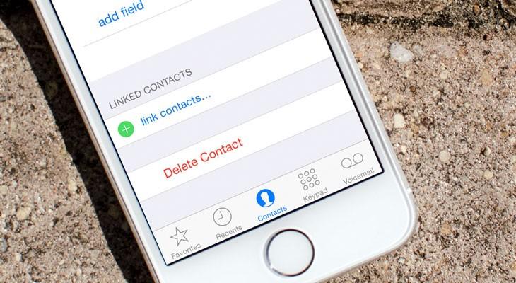 Cómo cambiar el orden de los contactos en el iPhone