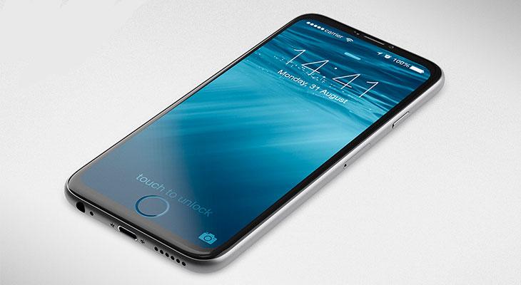 El iPhone 7 podría ser totalmente impermeable gracias a un botón Home no físico