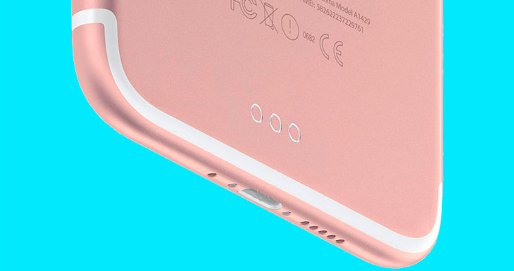 El iPhone 7 tendrá Smart Connector, pero no será más delgado ni tendrá altavoces estéreo