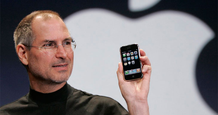 Los cinco mejores productos de la historia de Apple