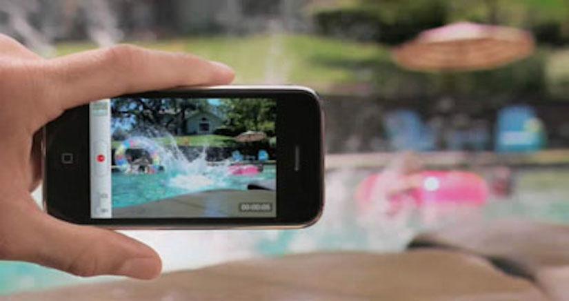 Cómo hacer fotos mientras grabas un vídeo desde el iPhone