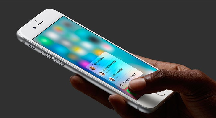 Este nuevo software promete traer 3D Touch a cualquier smartphone