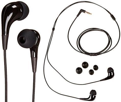 Auriculares baratos para iPhone y otros dispositivos - AmazonBasics