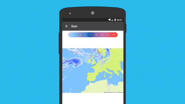 Con esta App llevarás al hombre del tiempo en el bolsillo